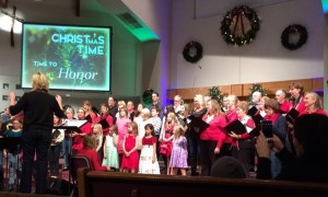 PLC Choir and KK 1215