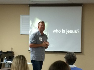 Who is Jesus 9-17-14